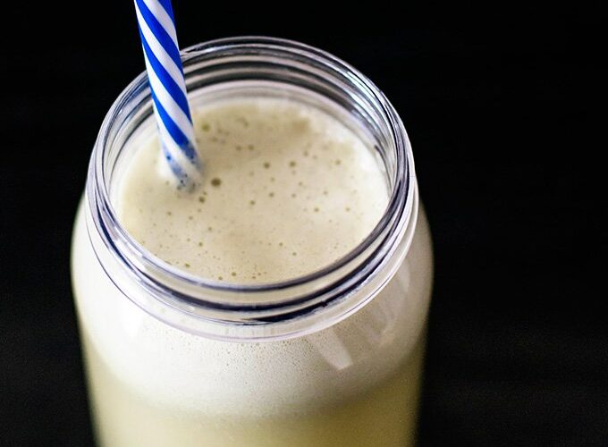 Honeydew and Mint Juice Recipe