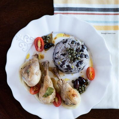 Costa Rican Chicken Escabeche