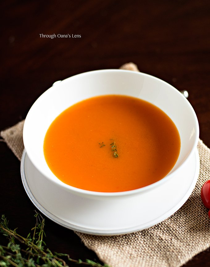 Dutch Tomato Soup