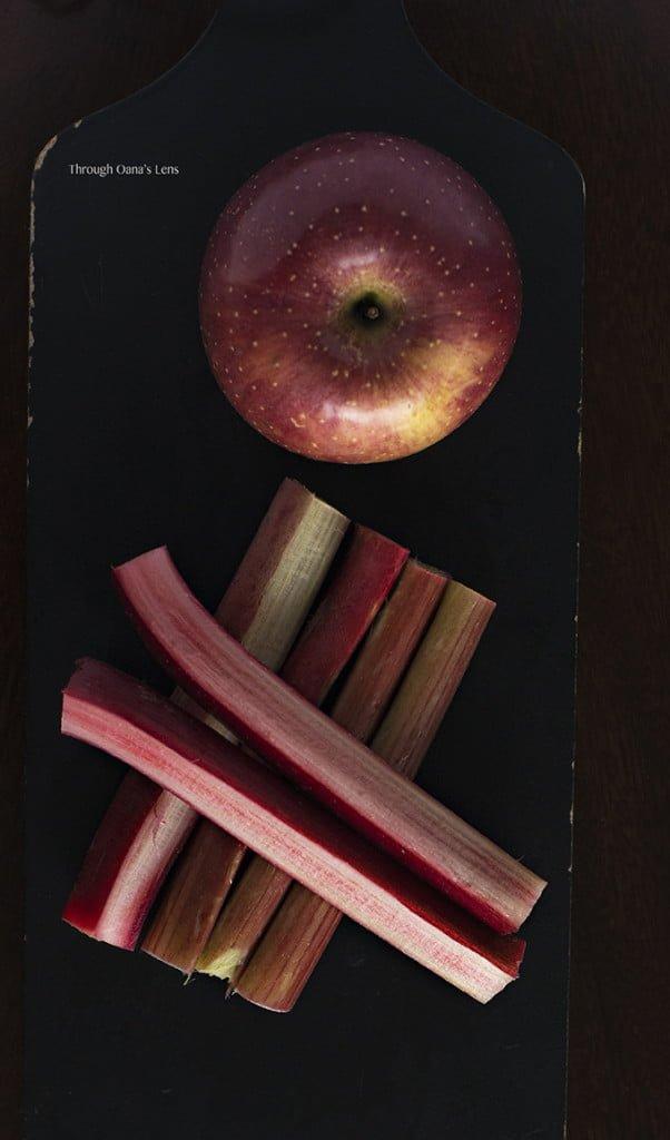 Rhubarb Apple Juice