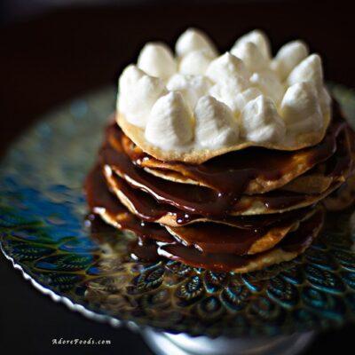 Argentinian Rogel Torta Dessert Recipe