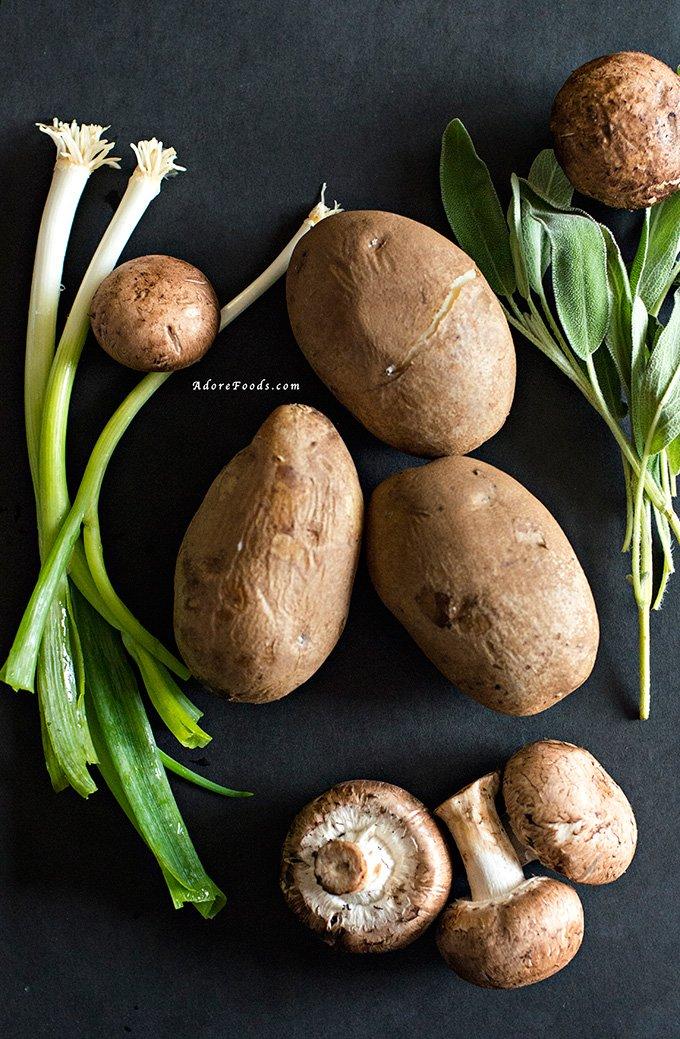 easy toasted gnocchi recipe, homemade gnocchi, how to make gnocchi