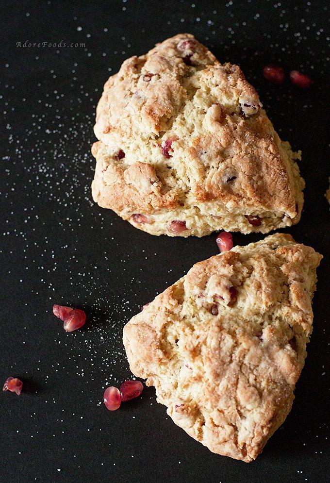 how to make scone dough