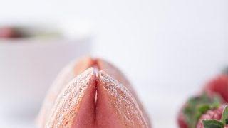 Strawberry Madeleines