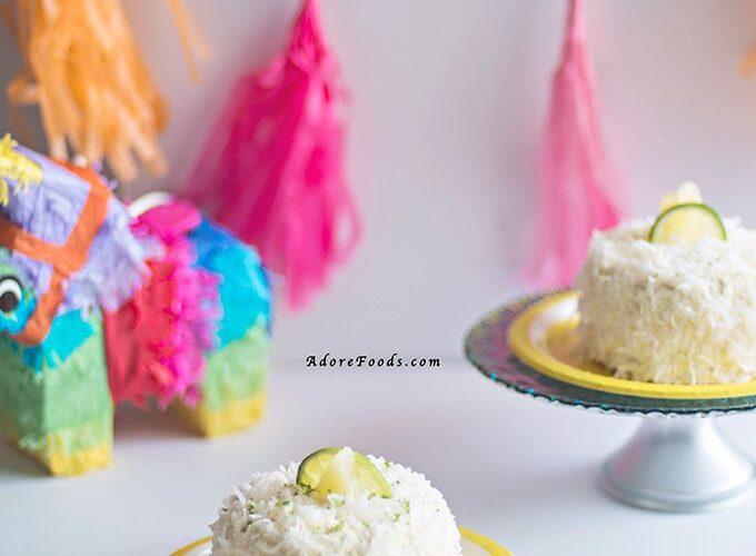 easy pina colada cake recipe