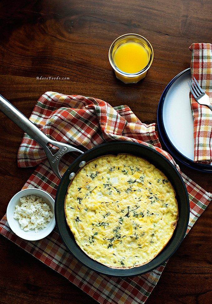 Can You Serve Frittata At Room Temperature