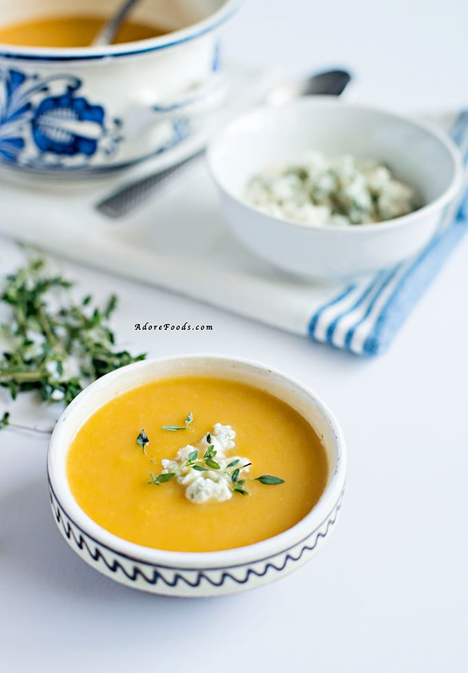 Pumpkin and Fennel Soup   Adore Foods
