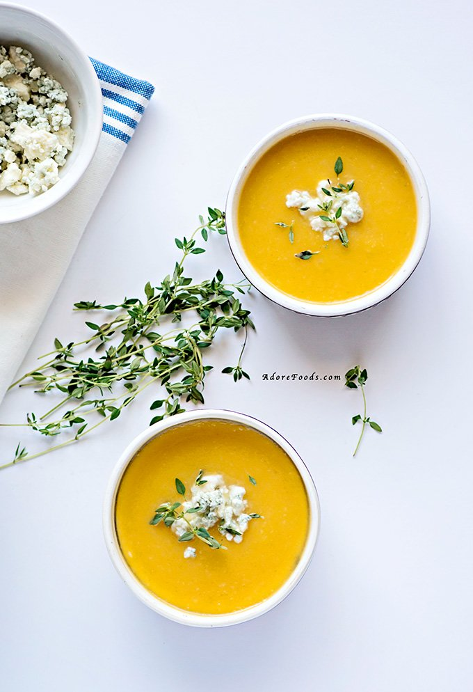 Pumpkin and Fennel Soup | Adore Foods