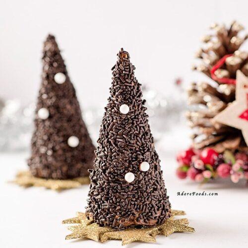 on sale fa820 ad951 Chocolate Christmas Tree Edible Piñata