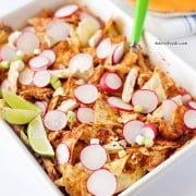 Mexican Chicken Chilaquiles