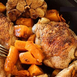 chicken butternut squash