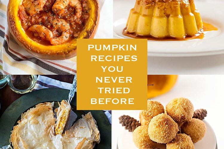 Pumpkin Recipes You Never Tried Before