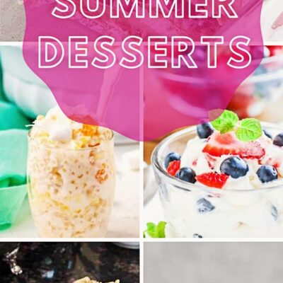 20 Easy Summer Recipes